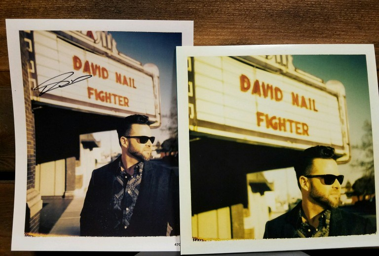 WIN a David Nail 'Fighter' Prize Pack!