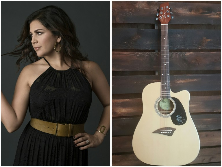 WIN a Guitar Autographed by Hillary Scott