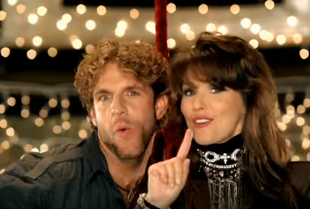 Remember When Shania Twain and Billy Currington Had a 'Party for Two?'