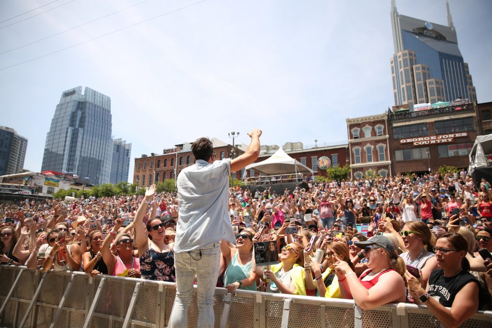 12 People You'll See at CMA Fest