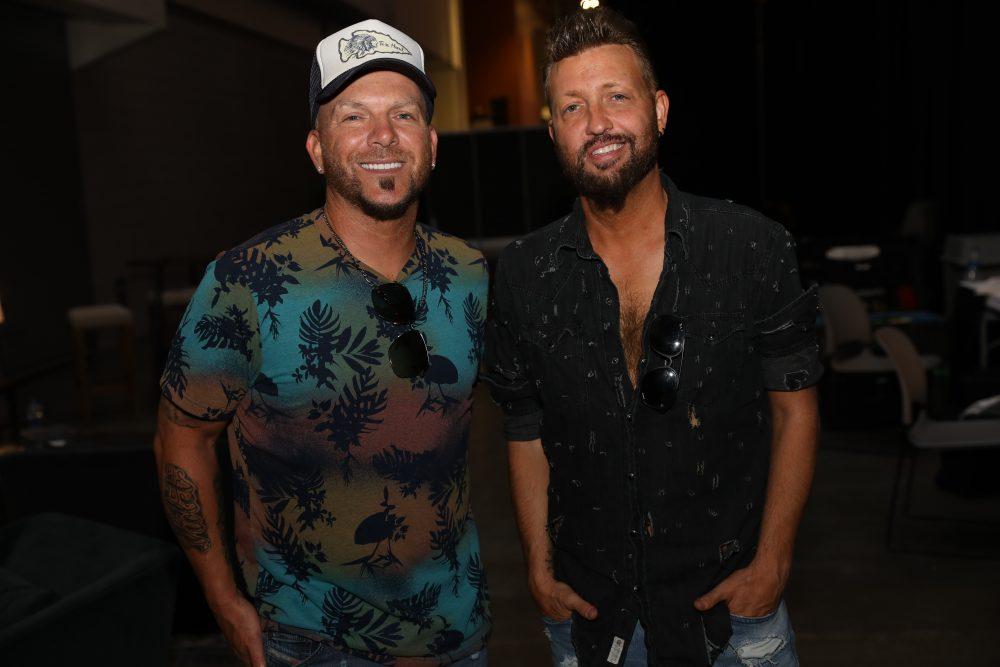 LOCASH on Bridging Divides With 'One Big Country Song'